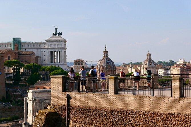 Ancient Rome Tour: Colosseum Underground, Roman Forum and Palatine Hill