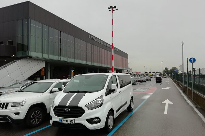Small-Group Transfer from Trieste to Bergamo Airport
