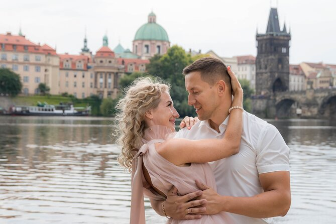 Private Photoshoot Tour in Prague