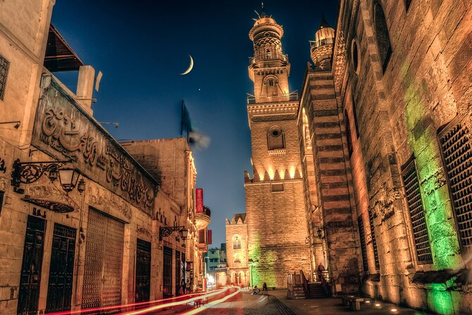 Have a walk in old Cairo with a visit to Cairo tower