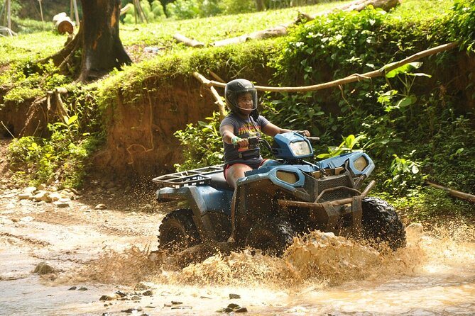Buggy Ride ATV / Secret River