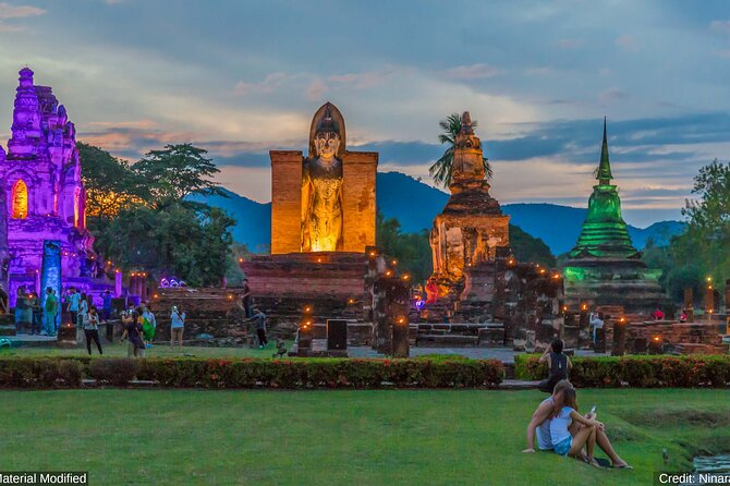Northern & Central Thailand: See & Do it ALL in 10 Days, 1st Class Traveling
