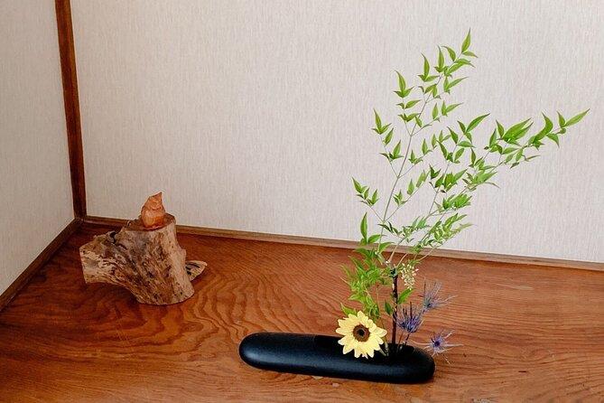 【Virtual Live】Japanese ikebana Experience~Kado~ / JAPANESE CULTURE EXPERIENCE
