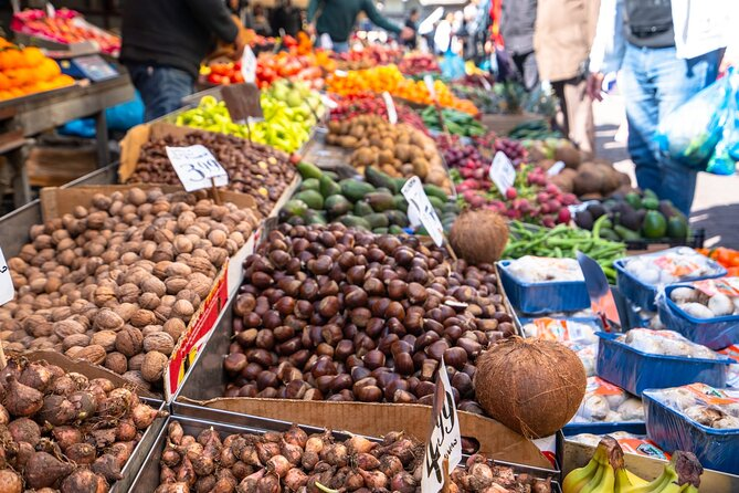Athens Central Food Market