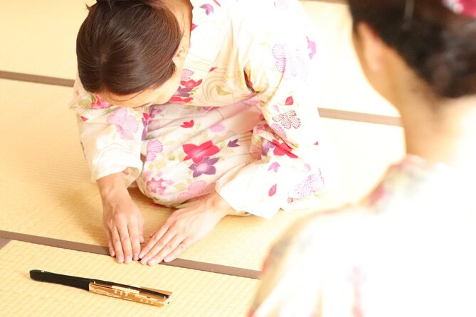 【Virtual Live】Japanese dance / JAPANESE CULTURE EXPERIENCE
