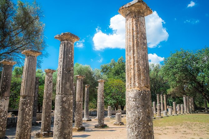 One Day Private Tour to Ancient Olympia with a special visit at a Honey Farm