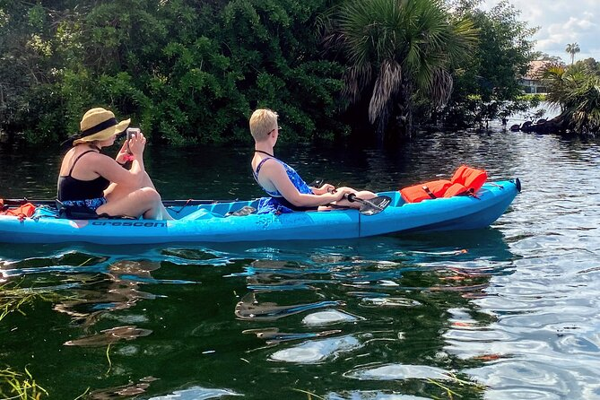 Full Day Tandem Kayak Rental For Two People