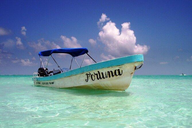 From Cancun & Riviera Maya: Sian Ka'an Biosphere Reserve & Cenote Private Tour