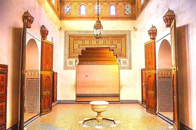 Marrakech City Half Day Private Tour
