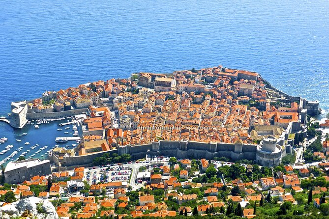 4 Balkan Countries and 3 Nights Cruise in Greek Islands from Dubrovnik