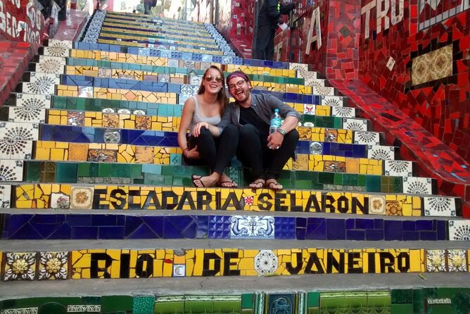 Historical Downtown and Lapa - Walking Tour