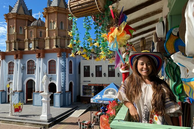 Private Tour from Medellín through Guatape as Antioqueño