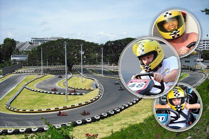 EasyKart Pattaya - Fast Kart (2 races)