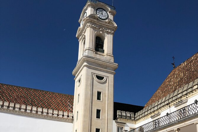 Lisbon to Porto with stop in Coimbra and Aveiro