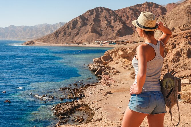 Dahab Safari from Sharm-el-Sheikh incl. Snorkeling and Camel Riding