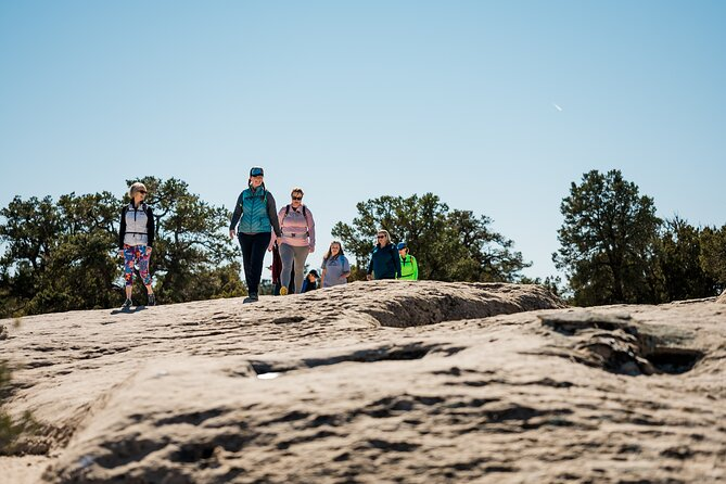 Hiking and Driving Tour to Petroglyphs Near Zion National Park