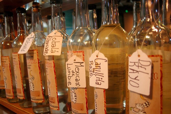 Private tour to artisan local Mezcal factories and customized degustation