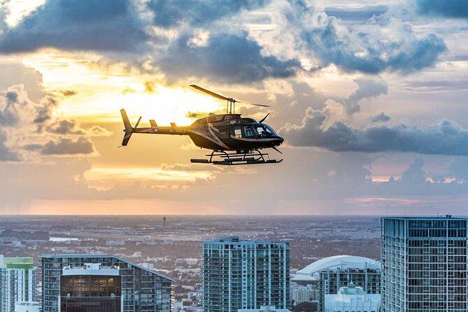 Private Miami Helicopter Tour