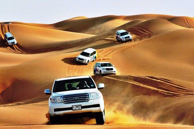 4x4 Desert Safari with BBQ Ras al Khaimah from Ras al Khaimah and Fujairah