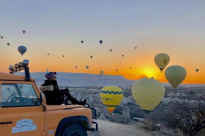 Private Hot Air Balloon Tour in Cappadocia