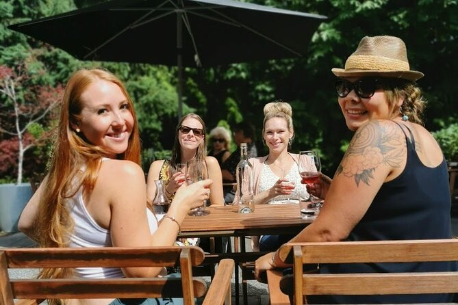 Nothin' To Wine about Winery Adventure in Cowichan Valley