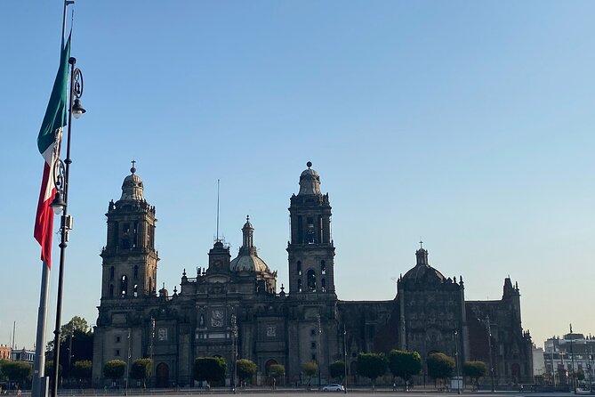 Private tour: Mexico City & Torre Latinoamericana.