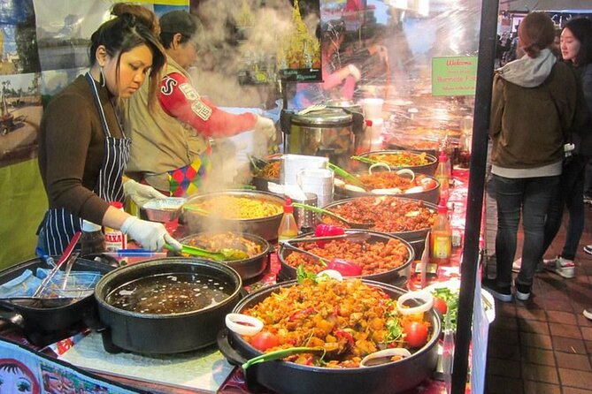 Exotic East End Walking Food Tour