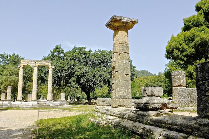 Private Shore Excursion to Ancient Olympia & Museum from Katakolo port