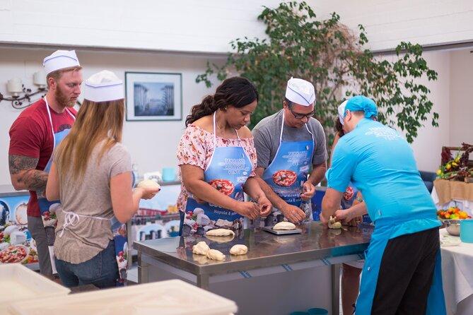 Neapolitan hands-on Cooking Class