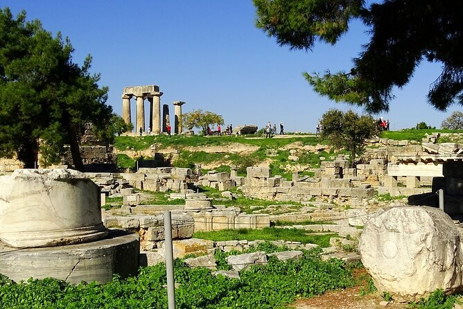 Half Day Christian Tour in Corinth, Walk at the Same Paths Apostle Paul Walked!