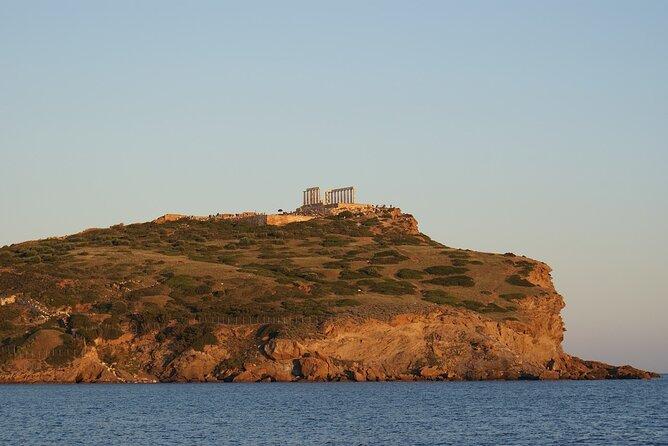 Sunset Tour at Cape Sounio, Lake of Vouliagmeni & Athenian Riviera