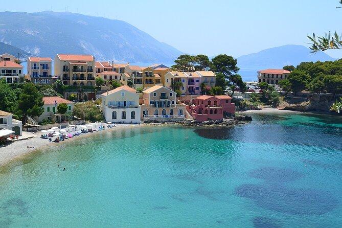 Private Shore Excursion Kefalonia, Lake Melissani, Myrtos, Picturesque Fiskardo