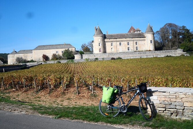 3-Day Burgundy Wine Cycling Tour