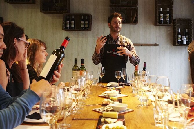 Professional Wine Tasting in Tenerife