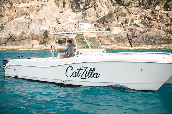 Virgin Islands Full-Day Private Charter