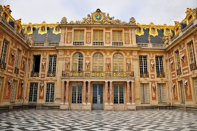 Private Full Day Tour of Versailles from Le Havre - Honfleur