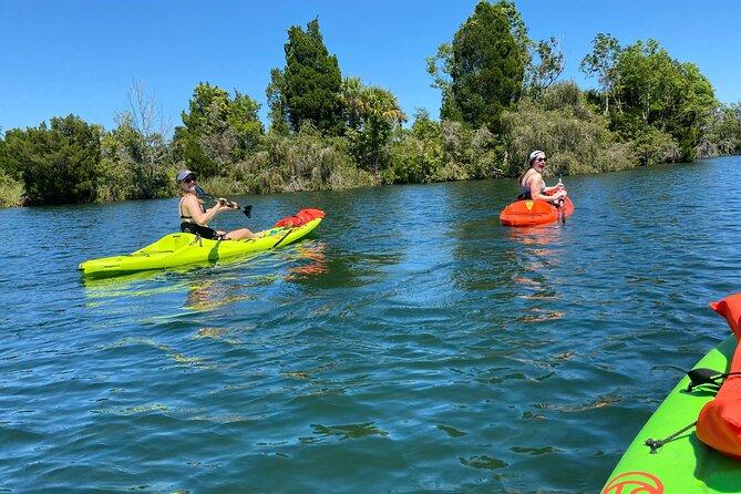 Full Day Single Kayak Rental In Crystal River