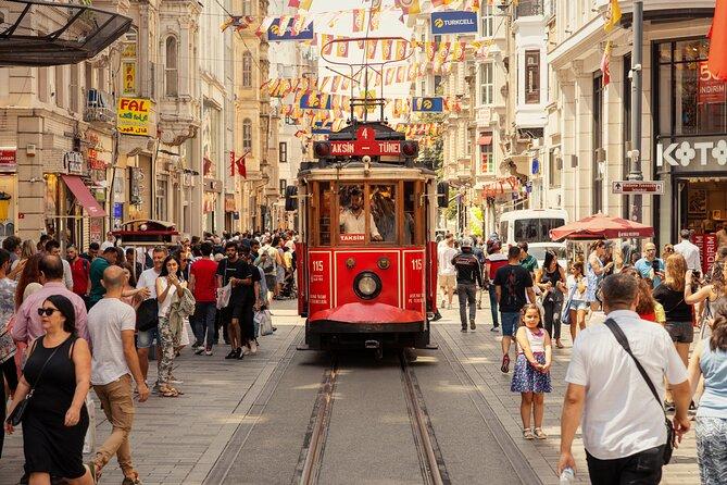Taksim to Galata, Istanbul's Old European Quarter Sightseeing Walking Tour