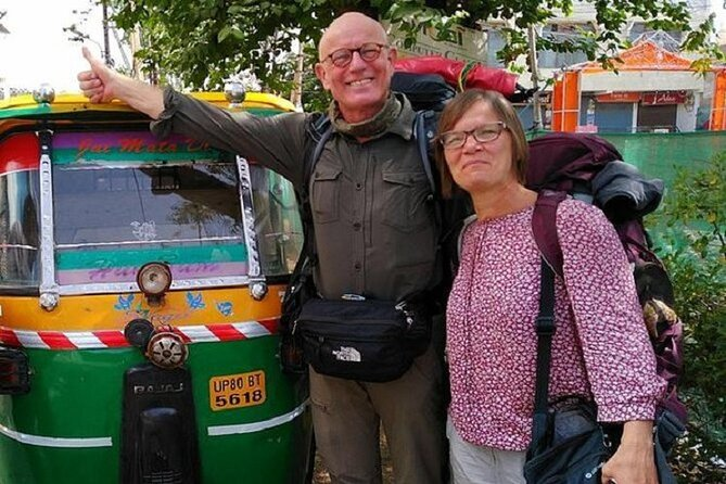 Taj Mahal & Agra Fort Full Day Tour By Tuk Tuk With Lunch From Agra