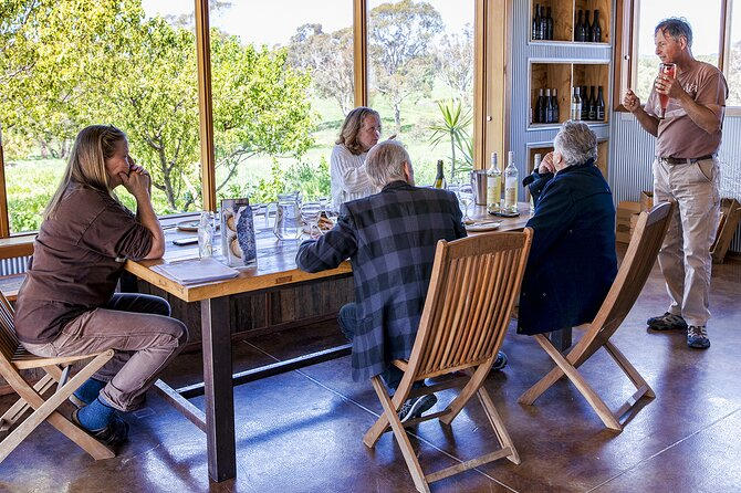 Bathurst Wine Trail Full-Day Private Tour with Tastings