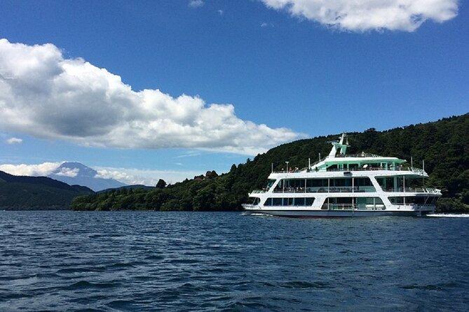 [Virtual Tour] Zoom viewing tour Mt. Fuji & Hakone Highlight