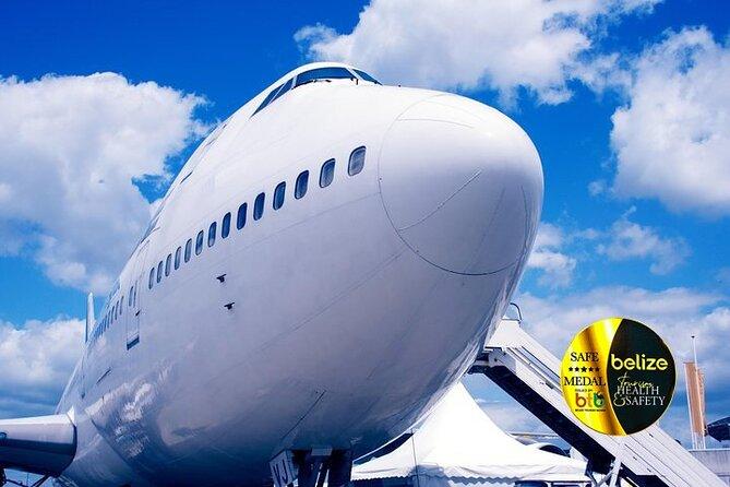 Private Arrival Transfer: Belize International Airport to San Ignacio Hotels