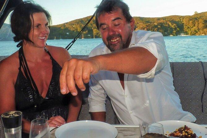 Bay of Islands 3-Hours Sailing & Gourmet Dinner Burger Buffet
