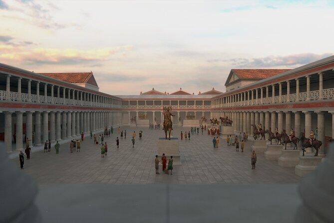 360 Virtual tour of Ancient Pompeii