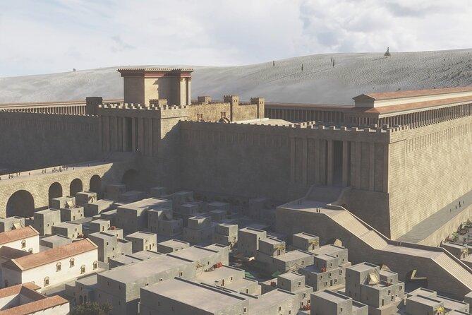360 Virtual Tour of Ancient Jerusalem