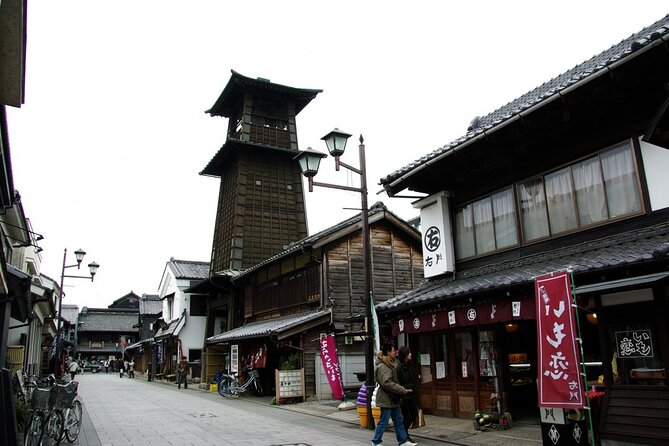 【Virtual Live】Walking Sightseeing Tour in Kawagoe