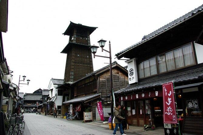 Online Walking Tour in Kawagoe