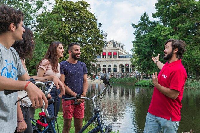 Sightseeingfietstour door Amsterdam met gids