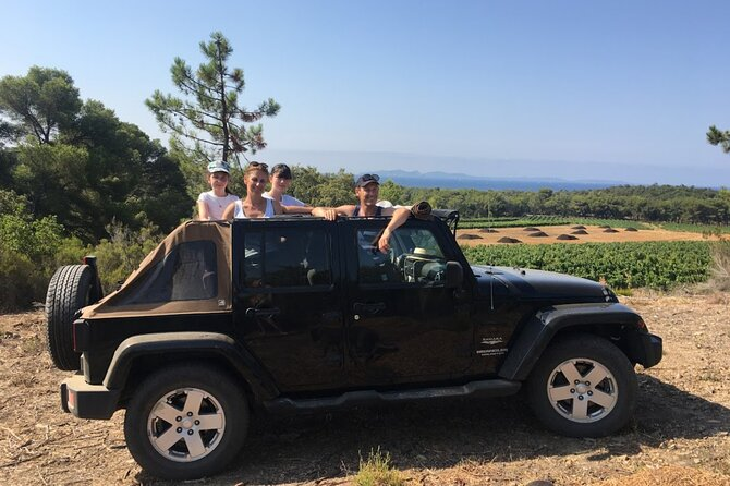An Escapade in Provence - 4x4 ride
