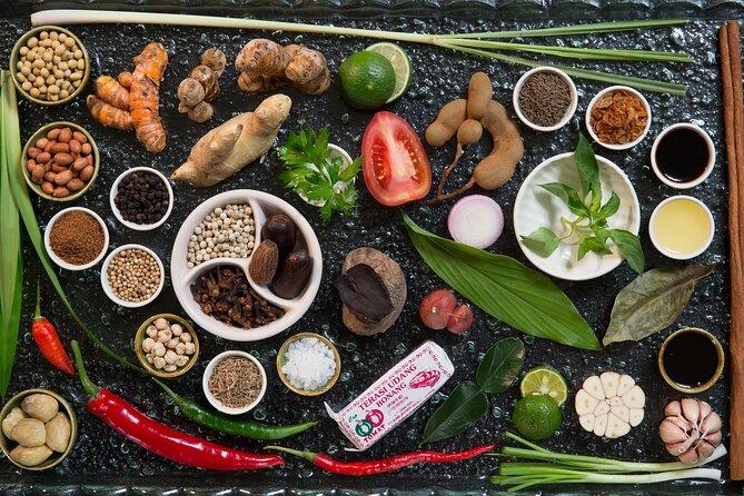 Clase de cocina balinesa en Bumbu